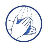 Se laver très régulièrement les mains