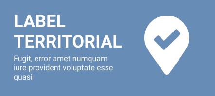Label territorial